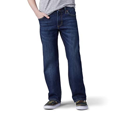 Lee Big Boy Proof Fit Straight Leg Jean, Stuntman, 8 Regular