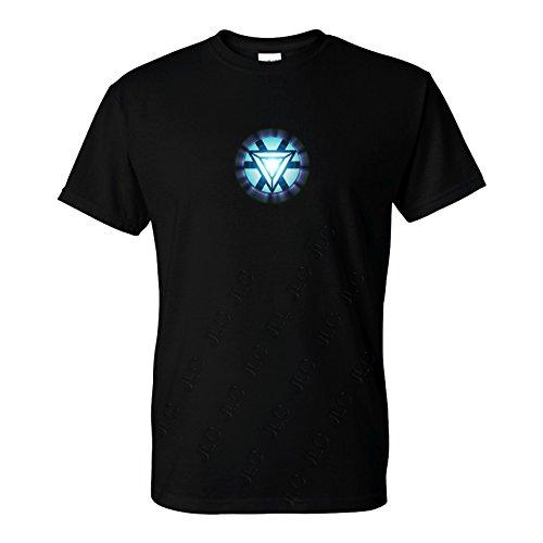Arc Reactor T-Shirt (XL, Black)