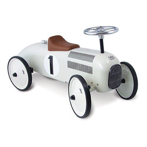 Vilac Metal Car (White) by Vilac