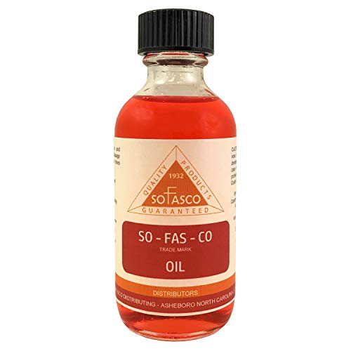 SO-FAS-CO Red Oil, 2 Ounce Bottle