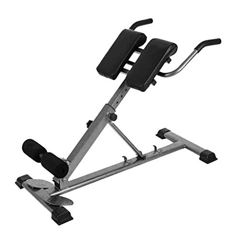 Adjustable Roman Chair Back Hyperextension Bench For Strengthening Abs Home