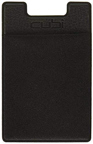CardNinja RFID Blocking Ultra-slim Self Adhesive Credit Card Wallet for Smartphones, Black