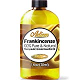 Artizen Frankincense Essential Oil (100% Pure & Natural - UNDILUTED) Therapeutic Grade - Huge 1oz Bottle - Perfect for Aromatherapy, Relaxation, Skin Therapy & More!