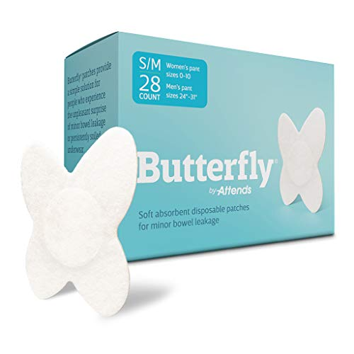 Butterfly Butterfly Body Patches s/m, 672 Count