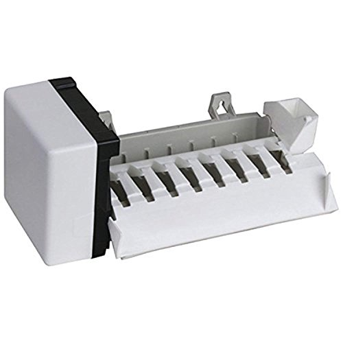 Refrigerator Icemaker Ice Maker for Whirlpool Kenmore Kitchenaid 2198597,2198598, 626663, AP3182733, PS869316, W10190960 and W10122502.