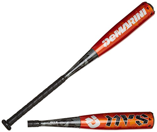 DeMarini 2015 Youth NVS Vexxum Big Barrel Baseball Bat, 30-Inch/20-Ounce