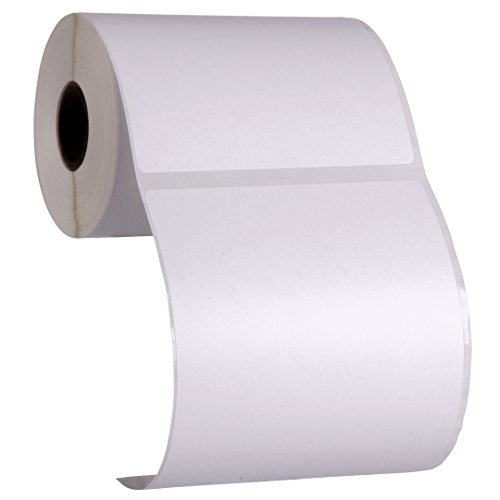 4' x 6' Compatible with Dymo 4XL Postage Shipping Labels, Compatible with Dymo 1744907 (1 Roll - 220 Labels Per Roll) (1 Pack)