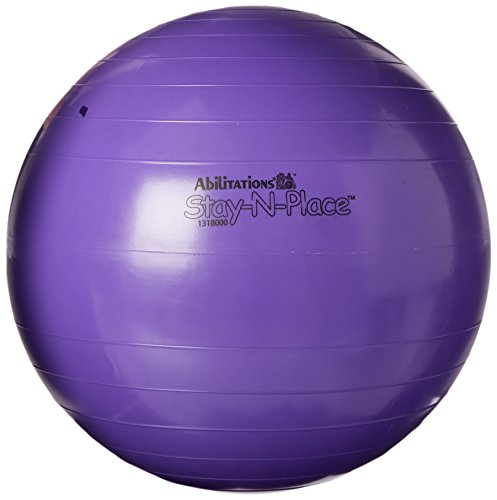 Abilitations StayN'Place Ball, 37 Inches, Color May Vary - 1318000