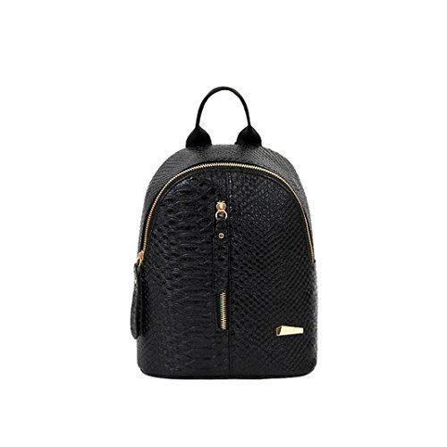 FitfulVan Clearance! Hot sale! Bags, FitfulVan Fashion Mini Backpack Dragons Mini Shoulder Bag Casual Fashion Handbags (Black)