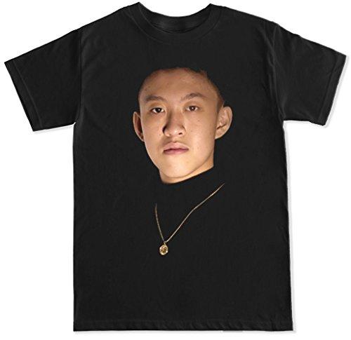 FTD Apparel Men's Chigga T Shirt - Large Black