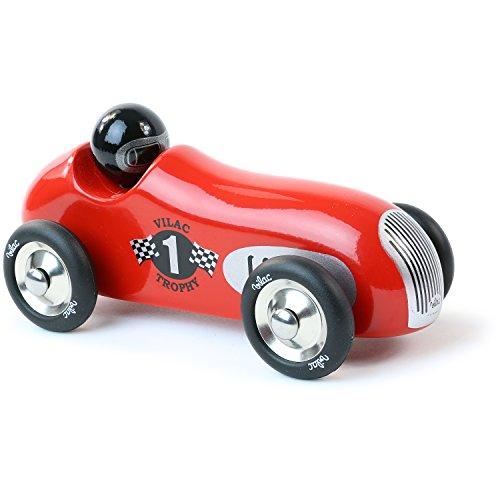 Vilac Old Sport Car, Trophy Red