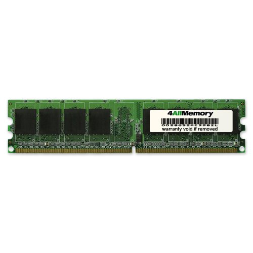 4GB DDR2-800 RAM Memory Upgrade for The MSI G41 Series G41TM-E43