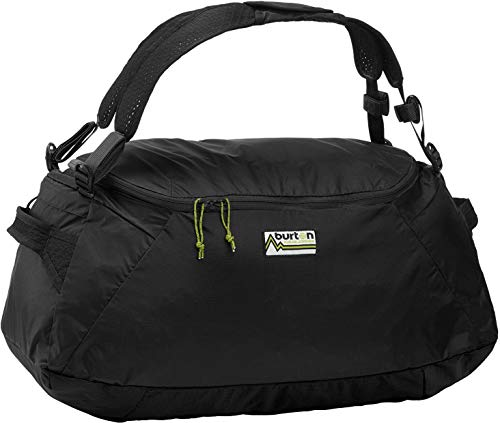 Burton Packable Multipath Duffel S 40L, True Black, One Size