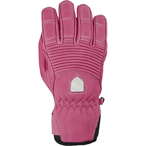 Hestra Leather Fall Line Glove - Women's Cerise, 9