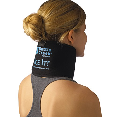 Cold & Hot Therapy System Ice Pack - Ice It!  MaxCOMFORT (Neck Wrap (510)) – from Battle Creek Equipment, Hot & Cold Therapy Items Since 1931