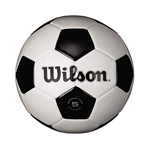 Wilson Traditional Soccer Ball - Size 5