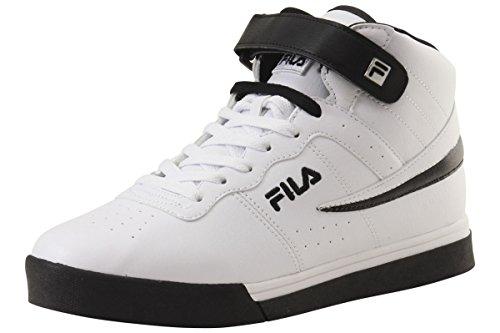 Fila Vulc 13 Mid Plus White/Black 9.5