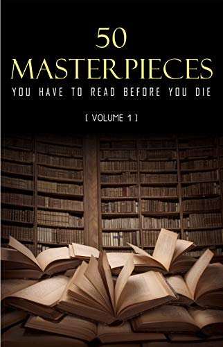 50 Masterpieces you have to read before you die vol: 1 (Kathartika Classics)