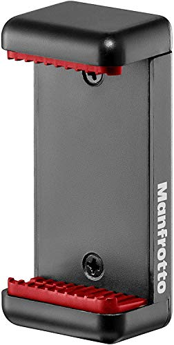 Manfrotto Universal Smartphone Clamp, Basic Version (MCLAMP) , Black
