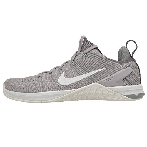 Nike Womens Metcon DSX Flyknit 2 Running Trainers 924595 Sneakers Shoes (UK 5 US 7.5 EU 38.5, Silver Barely Grey 004)