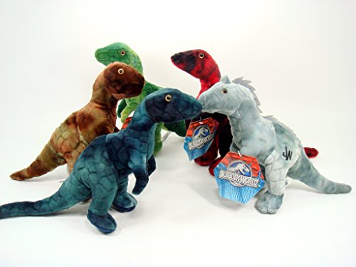 Jurassic World - 5 Piece 12' Dinosuar Plush Set