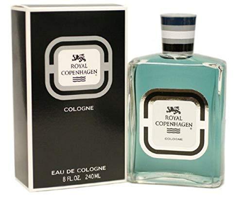 Royal Copenhagen By Royal Copenhagen For Men. Cologne Splash 8.0 Oz