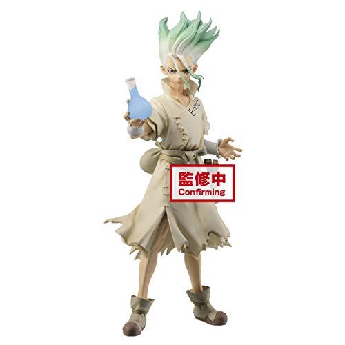 BanPresto Dr.Stone of Stone World Senku Ishigami Figure