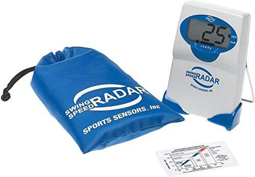 Sports Sensors Swing Speed Radar (Pack of 1)