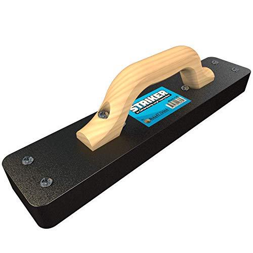 Bullet Tools - BA91-7119 Striker XXL Tapping Block for Mallet-Free Flooring Installation