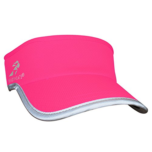 Headsweats Supervisor High Visibility Neon Pink Reflective