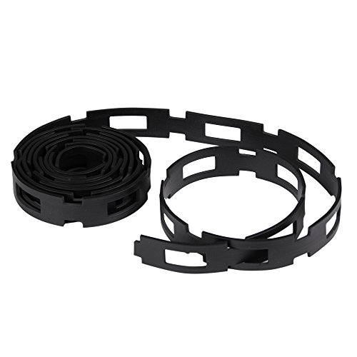 Dimex EasyFlex Plastic Locking Tree, Plant and Cable Ties, 1-Inch by 100-Feet, FirmFlex (1102-2)