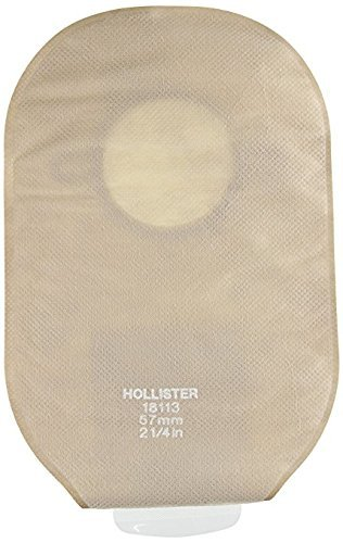 Hollister Pouch Ostomy Drain Flange 2 1/4' Flange (#18113, Sold Per Box)