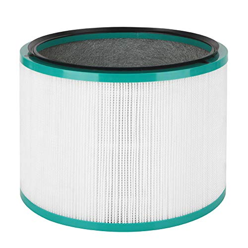 KCOGOO Replacement Air Purifier Filter for Dyson HP02 Pure Hot + Cool Link, DP01 Pure Cool Link Desk, Replaces 968125-03