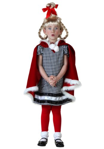 Toddler Christmas Girl Costume 2T