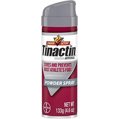 Tinactin Antifungal Super Absorbant Spray Powder for Athlete's Foot-4.6 oz. by Tinactin