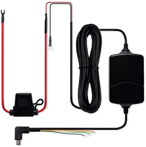 Spytec GPS Mini USB Hardwire kit for GPS Tracker with Fuse Holder for Continuous Vehicle Tracking