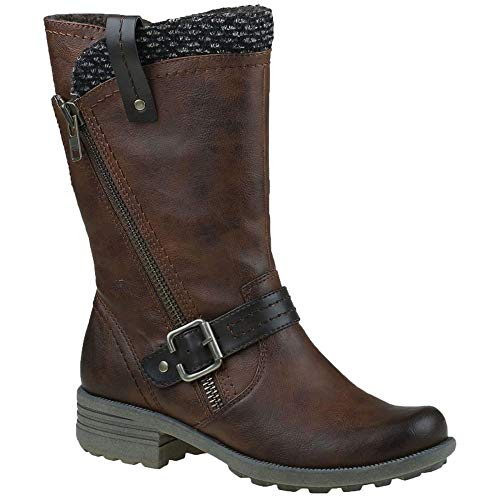 Earth Origins Presley Womens Boot, Brown, Size - 6