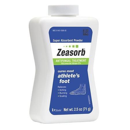 Zeasorb Antifungal Powder - 2PC