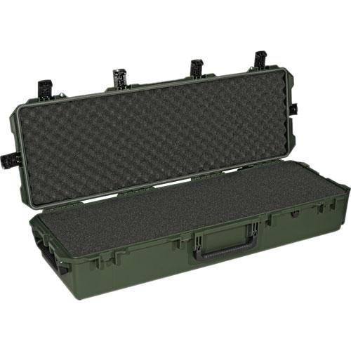Pelican Storm iM3220 Case With Foam (OD Green)