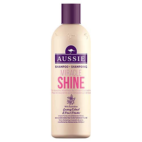 Aussie Miracle Shine Shampoo (300ml)
