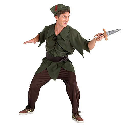 Peter Pan Classic Adult Costume - X-Large