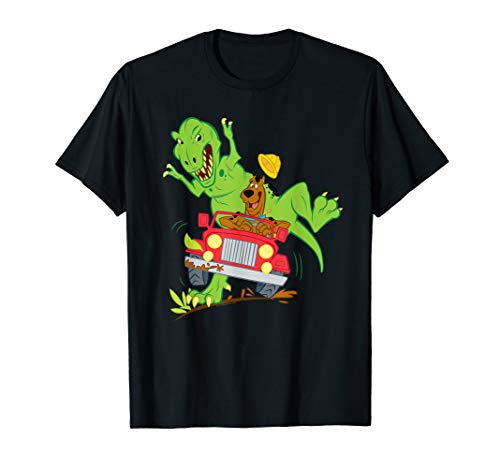 Scooby-Doo Dino Chase T-Shirt
