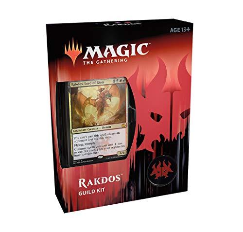 Magic The Gathering Ravnica Allegiance - Guild Kit: RAKDOS