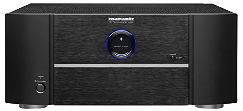 Marantz MM8077 Power Amplifier – 7-Channel Power Amplifier for Ultimate Home Theater & Audio System | Uncompromising High Power Capability, Quality and Design | Active and Passive Cooling