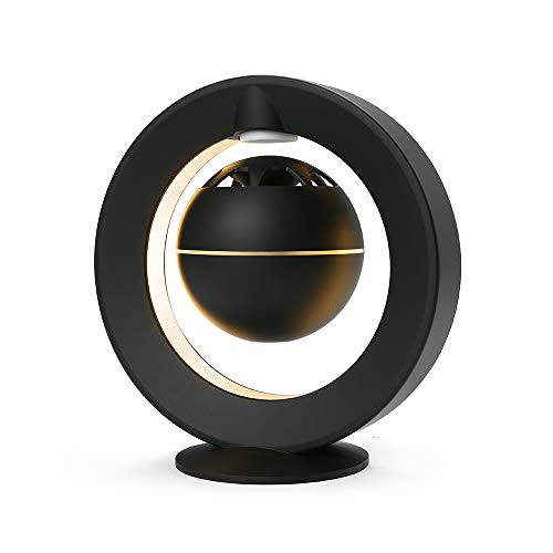 KABADDI Levitating Floating Bluetooth Speaker with 3D Surround Sound,360 Degree Rotation for Desk Decor