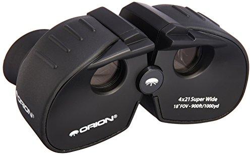 Orion Expanse 4x21 Super Wide Angle Binoculars, Black (09261)