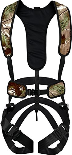 Hunter Safety System X-1 Bowhunter Treestand Safety Harness, XX-Large/3X-Large