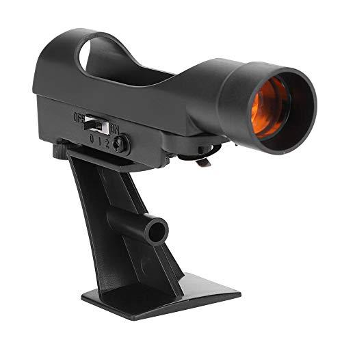 Variable Brightness Levels Red Dot Finder Scope, VBESTLIFE Starpointer Viewfinder for Celestron 80EQ SE SLT PS Series and Meade Infinity and Polaris, Black
