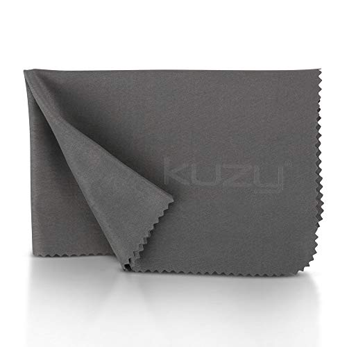 Kuzy - Microfiber Keyboard Cover Cloth - Ideal Screen Cleaner for MacBook Pro 13 inch and 15 inch MacBook Air 13 inch, Microfiber Cleaning Cloth for Electronics - Laptop Screen Protector Cloth - 1pc