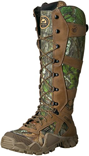 Irish Setter Women's Vaprtrek 1821 Knee High Boot, Mossy Oak Obsession Camouflage, 8.5 B US